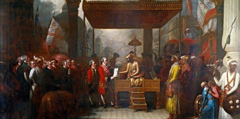 later mughals bahadur shah zafar farrukh siyar shah alam ii nadir shah
