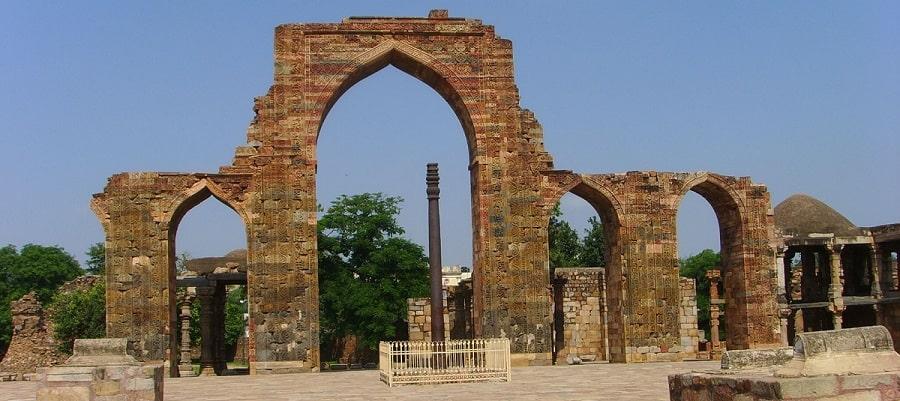 Mehrauli Iron Pillar