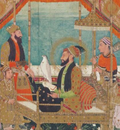 shah jahan aurangzeb