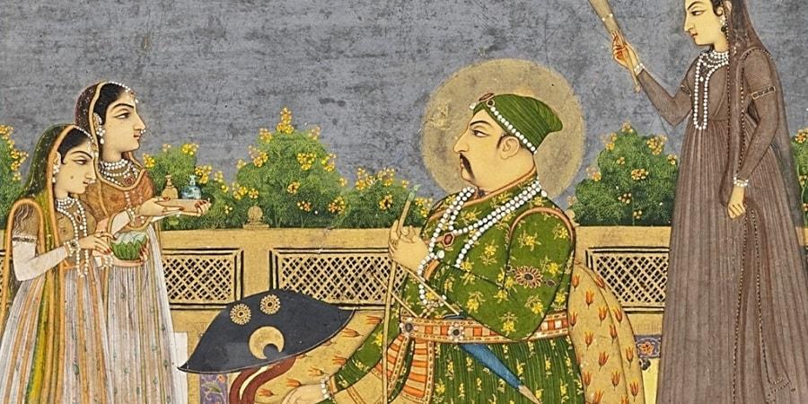 Later Mughals