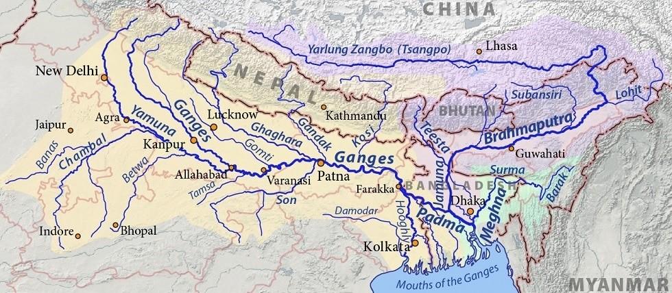 ganga river chambal
