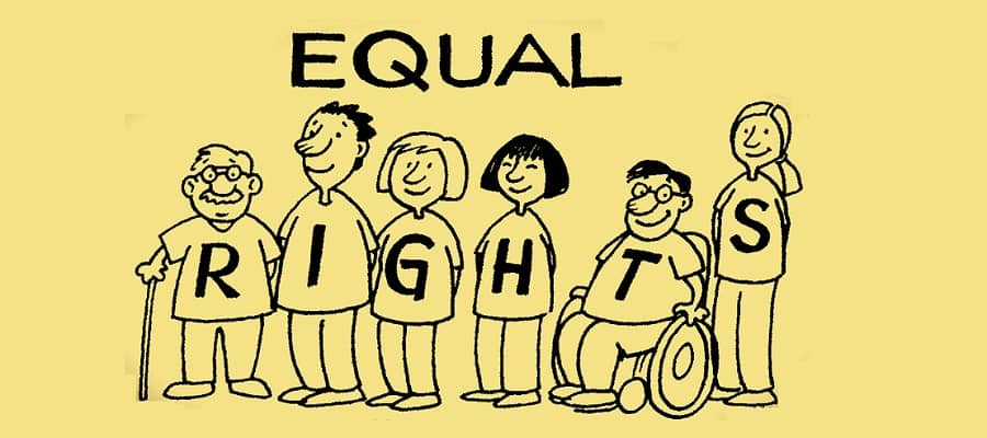 Right to Equality article 14 article 15